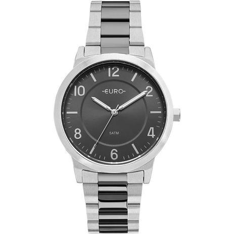 71c7c2c316e Relógio Euro Feminino Ref  Eu2036ylv 5k Casual Bicolor - Relógio ...