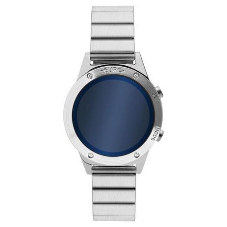 fd10cb9b30b Relógio Euro Feminino Ref  Eujhs31baa 3a Digital Mirror Prata ...