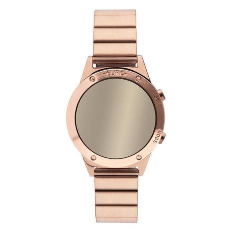 Imagem de Relógio Euro Feminino Ref: Eujhs31bac/4d Digital Mirror Rosé