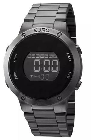 f8788957e9f Relógio Euro Metal Trendy EUBJ3279AB 4P Digital - Relógio Feminino ...
