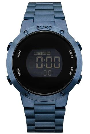8eb565334d Relógio Euro Metal Trendy EUBJ3279AC 4A Digital - Relógio Feminino ...