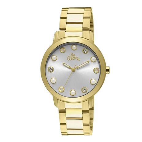 c9d05bb758f Relógio Feminino Allora Analógico Fashion AL2035LQ 4K - Relógio ...