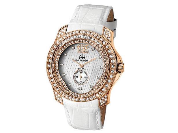 6b87bf0f24f Relógio Feminino Ana Hickmann Analógico - AH 28277 B - Relógio ...