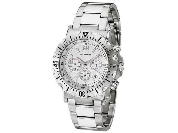 Relógio Feminino Ana Hickmann Analógico - AH 30004 S - Relógio ... c68269a2fa