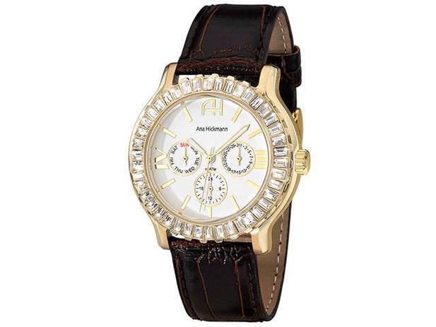 0173f2deb41 Relógio Feminino Ana Hickmann Analógico - AH 30040 B - Relógio ...