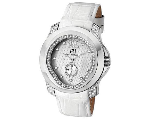 a2c0f892b5c Relógio Feminino Ana Hickmann Analógico - Resistente à Água AH 28286 ...