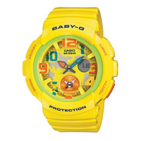 b3baed4cd64 Relógio Feminino Baby-G Analógico Digital BGA-190-9BDR - Casio ...