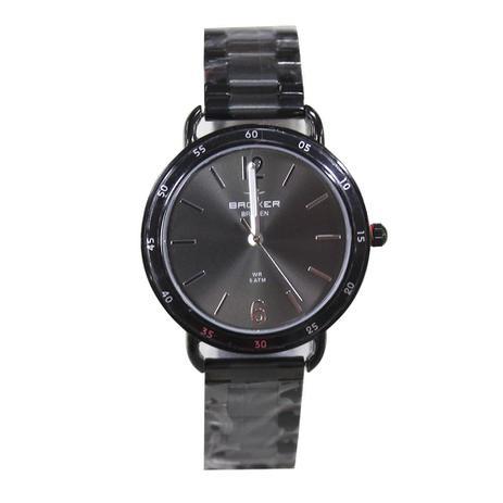 0db8de02643 Relógio Feminino Backer Analógico 3631113F - Preto - Relógio ...