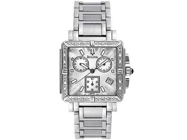45ec19200ad Relógio Feminino Bulova Analógico - WB 27010 Q - Relógio Feminino ...