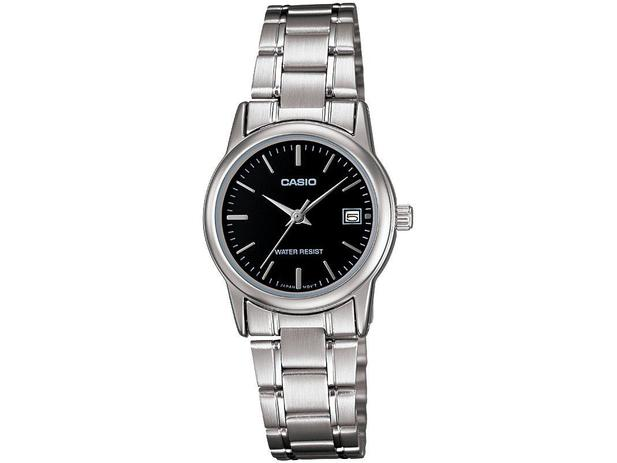 48e1a92d835 Relógio Feminino Casio Analógico - Casio Collection LTP-V002D-1AUDF ...