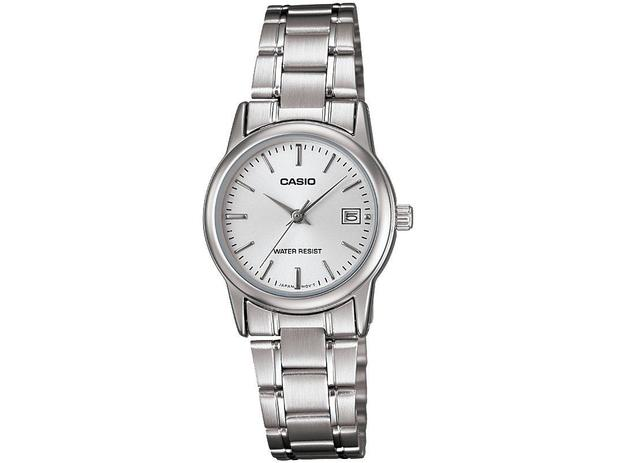 99fe18b3fc0 Relógio Feminino Casio Analógico Casio Collection - LTP-V002D-7AUDF ...