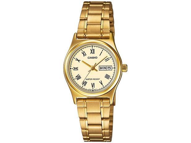 3b47c94f23867 Relógio Feminino Casio Analógico - Collection LTPV006G9BUDF ...