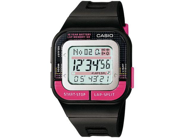 7110c84feff Relógio Feminino Casio Digital - SDB-100-1BDF - Relógio Feminino ...