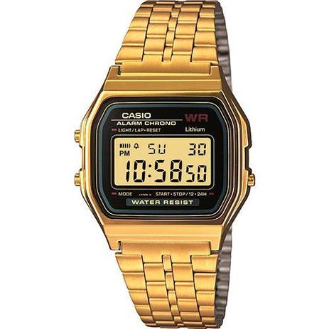 b122160fc4b Relógio Feminino Casio Digital Social A159wgea-1df