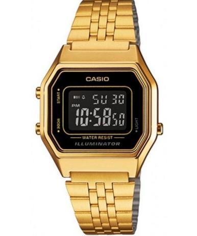 7a7a926b77e Relógio Feminino Casio Digital Vintage LA680WGA-1BDF - Relógio ...