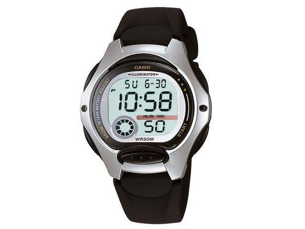 371e077d4af Relógio Feminino Casio Esportivo Digital - Cronômetro LW-200-1AVD ...