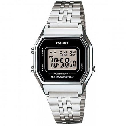 d4254699b02de Relógio Feminino Casio Vintage Digital Fashion LA680WA-1DF - Relógio ...