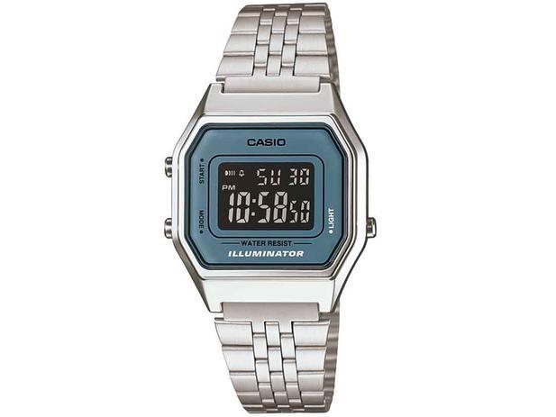 71107427f0f Relógio Feminino Casio Vintage - LA680WA-2BDF - Relógio Feminino ...