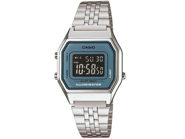 f03a8eb12b7 Relógio Feminino Casio Vintage - LA680WA-2BDF - Relógio Feminino ...