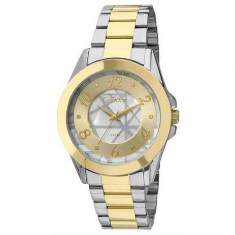 8d8f56b3f6c Relógio Feminino Condor Analógico Fashion Co2036cu 5c - Relógio ...