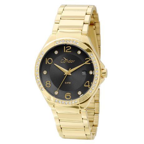 Relógio Feminino Condor Co2115sv 4p - Dourado - Relógio Feminino ... 3b91c83fc7