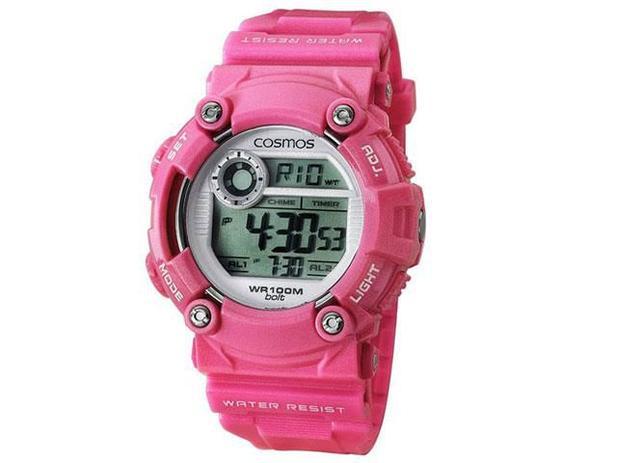 c45c89cfb9e Relógio Feminino Cosmos Digital - OS 41388 H - Relógio Feminino ...