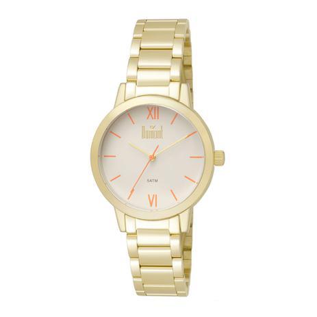 3073e77354d Relógio Feminino Dumont London DU2035LUH 4L - Relógio Feminino ...