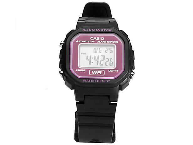 052c8e574 Relógio Feminino Esportivo Digital - Casio - LA-20WH-4ADF