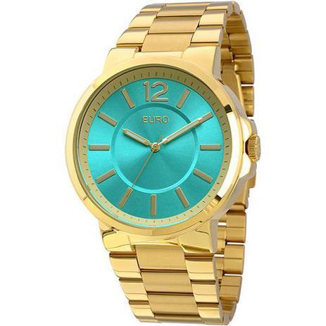 84d98e074dc Relógio Feminino Euro Analógico Casual EU2035LXM 4V - Relógio ...