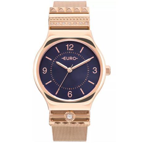 b7638ac9924 Relógio Feminino Euro Analógico EU2035YNJ 4T - Rosê - Relógio ...