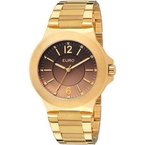 a42bc8c52d1 Relógio Feminino Euro Analógico Fashion Eu2035lqs 4x - Relógio ...