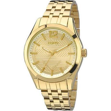 69df7a76926 Relógio Feminino Euro Analógico Fashion EU2036LYW 4D - Relógio ...