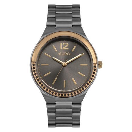 bbf1c7cff35 Relógio Feminino Euro EU2035YOQ 4C 42mm Aço Grafite - Relógio ...