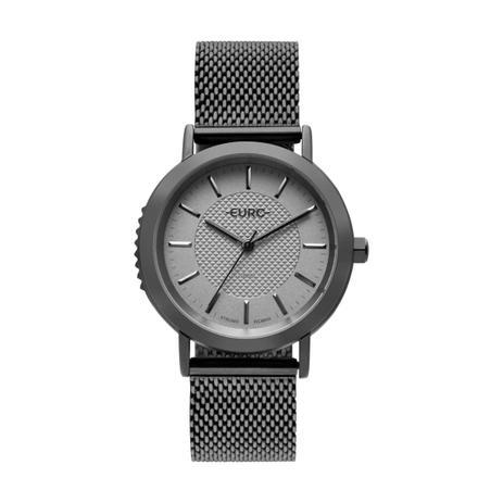 a1512708f5d Relógio Feminino Euro EU2036YMZ 4F 40mm Aço Grafite - Relógio ...