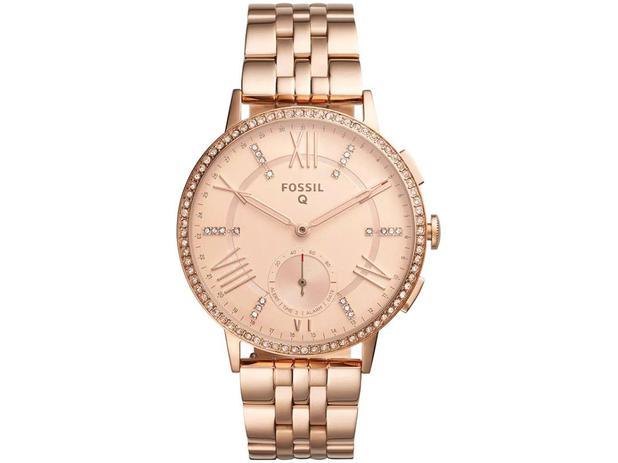 6ad55f2bd235c Relógio Feminino Fossil Analógico - Q Gazer FTW1106 1JI - Relógio ...