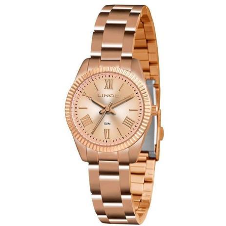 fdf88efe0ff Relógio Feminino Lince Clássico LRR4492L R3RX - Rosê - Relógio ...