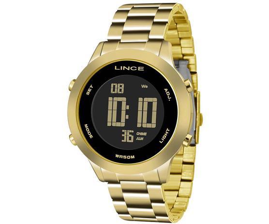 efa637bd0f9 Relogio Feminino Lince Dourado Digital SDPH038L-PXKX - Relógio ...