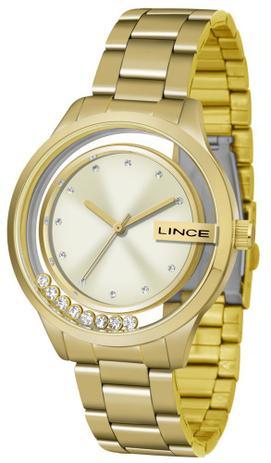 ffea7367a43 Relogio Feminino Lince Dourado LRG4562L-C1KX - Relógio Feminino ...