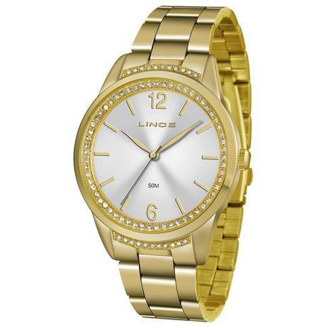 bdde4e12655 Relógio Feminino Lince LRGJ075L S2KX - Relógio Feminino - Magazine Luiza