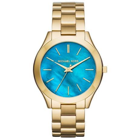 83b383f619d Relógio Feminino Michael Kors Runway Analógico Mk3492 4vn - Relógio ...