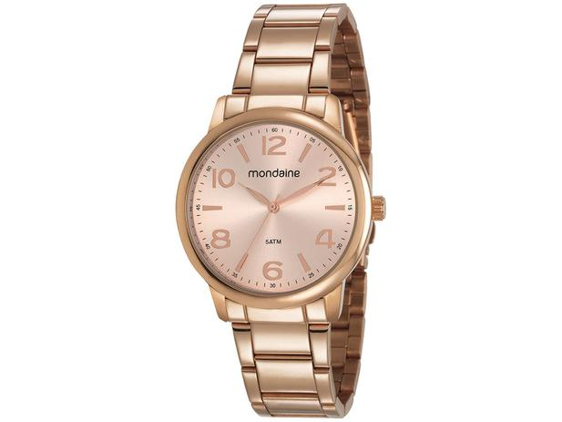 4d837a9eea3 Relógio Feminino Mondaine Analógico - 53736LPMGRE3 - Relógio ...