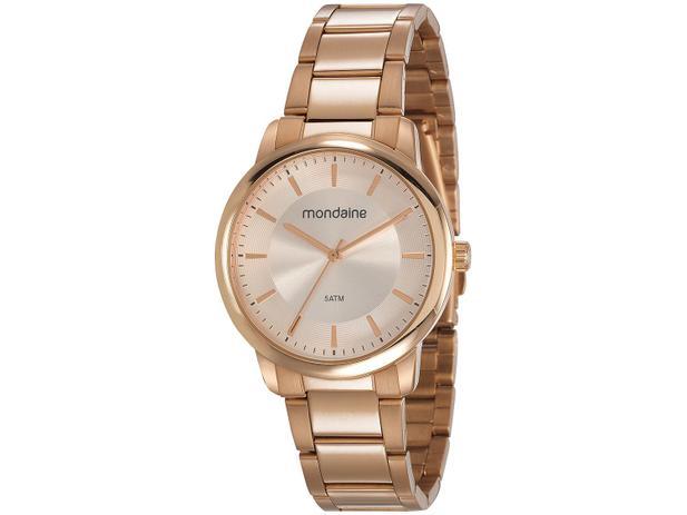 Relógio Feminino Mondaine Analógico - 53737LPMGRE2 - Relógio ... 512cc387dc