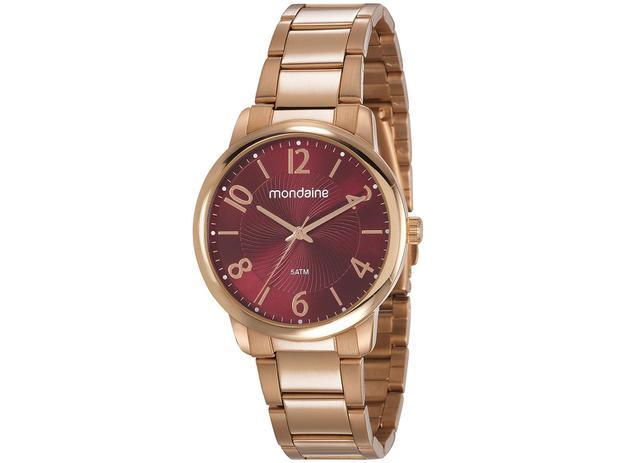 68873b5bcf3 Relógio Feminino Mondaine Analógico - 53738LPMGRE2 - Relógio ...