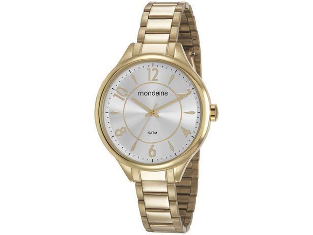 90f1ee3edf Relógio Feminino Mondaine Analógico - 53741LPMGDE1 - Relógio ...