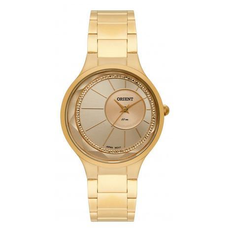 9ce04835ed0 Relógio Feminino Orient Analógico FGSS0116C1KX - Dourado - Relógio ...