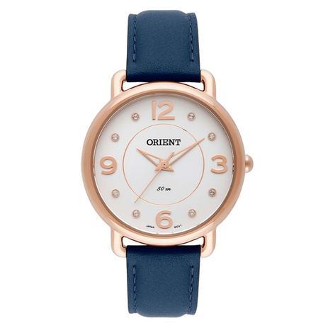 77a19341344 Relógio Feminino Orient Analógico FRSC0006 S2DX Dourado - Relógio ...
