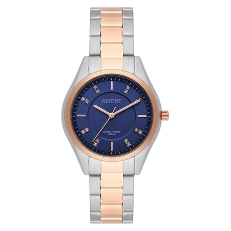 1d63322cdd5 Relógio Feminino Orient Analógico FTSS0055 Prata - Relógio Feminino ...