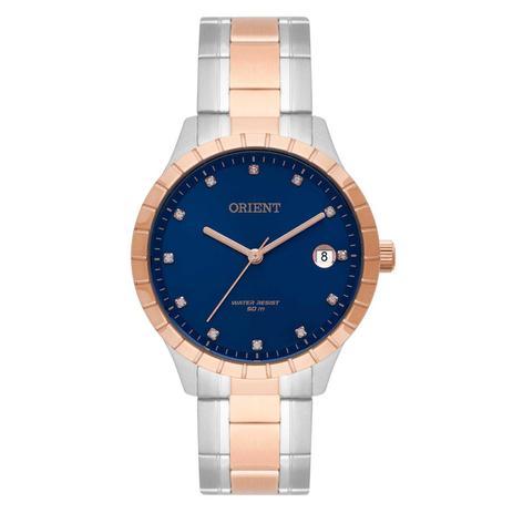 Relógio Feminino Orient Swarovski FTSS1116 D1SR Misto - Relógio ... 14d91d2ed0