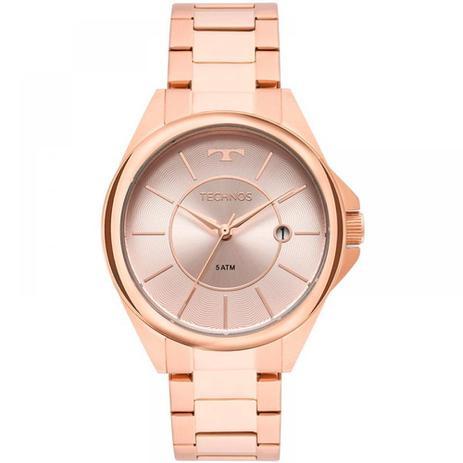 5dcf65eb7dc Relogio Feminino Rose Gold 2115mop 4c - Technos - Relógio Feminino ...