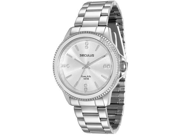 5d2bc1f4941 Relógio Feminino Seculus Analógico - 28673L0SVNA2 - Relógio Feminino ...
